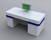 Stealth Desk