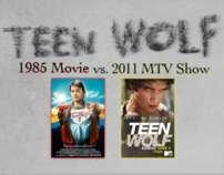 Teen Wolf: 1985 Movie vs. 2011 MTV Show
