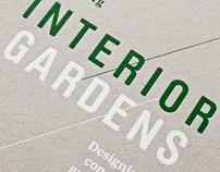 Interior Gardens / Gärten in Häusern – Birkhäuser