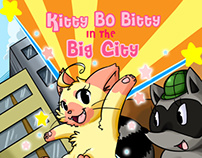 Kitty Bo Bitty in the Big City