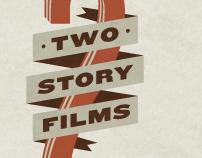 Two Story Films Branding