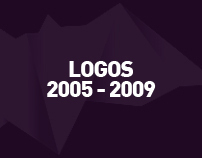 LOGO DESIGN projects '05 - '09