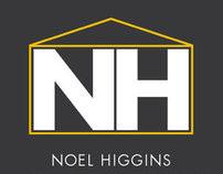 Noel Higgins Contractor Branding