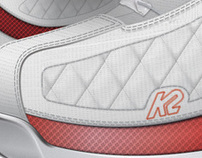 Snowboard Boot Concept for K2