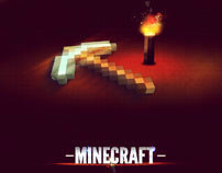 Minecraft Poster & Wallpapers