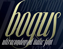 Bogus - Hyperfont