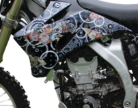 Gear Bike Graphics