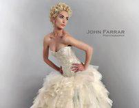 Renaissance Couture Photographed by John Farrar