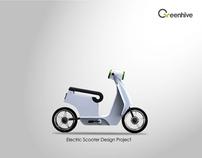 Greenhive: SCAD Transportation System