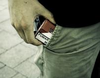 Cigarettes & Ashtray Pack