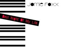"Jamie Foxx ""Best Night Of My Life"" (CD Cover Design)"