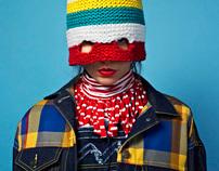Nicola Burrows - Mix up, Look sharp!