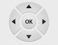 Windows Media Centre remote for Vectir