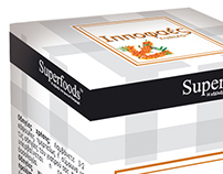 Superfoods S.A. Packaging