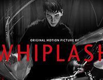 Movie 'WHIPLASH' Illustration