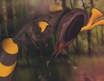 Robotic Wasp