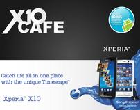 X10 Cafe