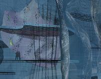 'Between Millbank & Nine Elms' - Sculptural Bridge