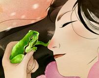 Ahn Na Lim Illustrations '09