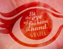 Grazia Fashion Magazine promotion