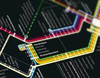 Silesia Tramway Map