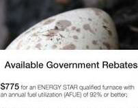 Government Rebates Promotional Material