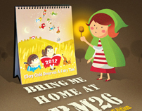 2012 Charity Calendar