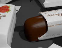 3dsmax and Blender: 3D Models for Advertising Projects