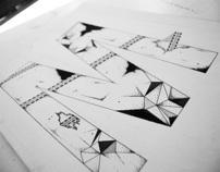 Cardboard Typography