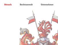 """Website for """"Daniel Schreyer"""""""