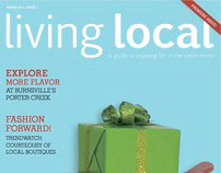 Fall Issue of Living Local