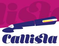 KaCallista - Fat Cursive Typeface
