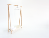 Nomad Clothes Rack