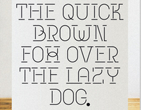 Straw Typeface