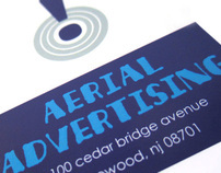 Aerial Advertising Corporate Identity