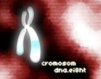 cromosom dna.ei8ht