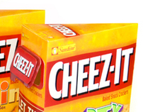 Cheez-it sustainable packaging
