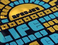 Thunderball Typeface