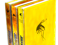 Jurassic Park Book Covers
