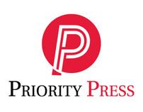 Priority Press re-branding