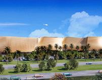 The Ceara Fair and Events Center, Brazil