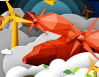 [yidobi.com] origami vehicle