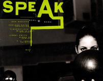 SPEAK ISSUE 01