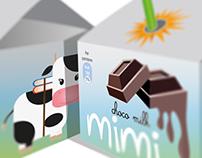 Mimì Milk | Packaging