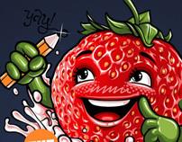 Fruity Shirt Designs