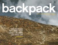 Backpack magazine