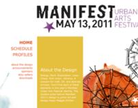 Manifest Urban Festival