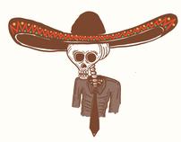 Skeleton Headwear Series