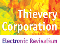 Thievery Corporation - Fictitious Album Project