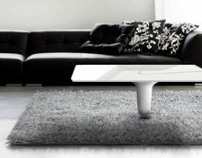 TapTab: carpet and coffee table composition
